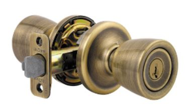 Kwikset Abbey Entry Lockset with SMARTKEY from the Signature Series