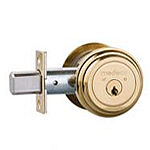 Medeco M3 Single Cylinder Maxum Residential Deadbolt