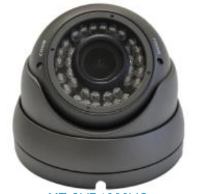CCTV CVI Outdoor Dome Camera -  HD-CVI 1080P