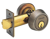 Schlage B250PD Nightlatch Deadbolt