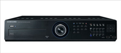 Samsung 8 Channel Analog Security DVR - CIF Real-time H.264 500GB