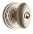 Yale Design Element - Ellipse Door Knob - Entry