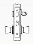 Arrow AM Series Single Cylinder Mortise Lock - Grade 1 - Dormitory