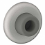 Hager 236W Concave Wall Stop