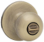 Kwikset Security Series Polo Privacy Door Knobset