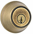 Kwikset Single Cylinder Deadbolt - 660 Series