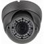 2 Megapixel 1080P HDCVI IR Dome Camera - Gray or White