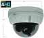 HYBRID AHD & Analog-Digital 1480x1080p Outdoor IR Dome Camera