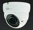 HYBRID AHD & Analog Outdoor IR Dome Camera