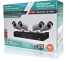 4 Channel Analog Hybrid 1080p DVR & 4 Bullet Camera Kit W/1 FREE TB