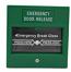Emergency Door Release Break Glass Station