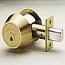 Medeco3 Double Cylinder Thumbturn Maxum Deadbolt-Commercial Trim