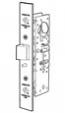 Adams Rite Heavy Duty Deadlatch with ANSI size faceplate