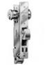 Adams Rite Mortise Cylinder Hookbolt Deadbolt/Latch