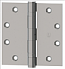 Hagar 4.5in x 4.5in Standard Weight Plain Bearing Hinge-1279