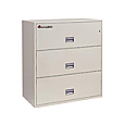 Lateral 3-Drawer Fire File - 36in Wide-3L3610