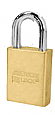 American Lock Solid Brass Key-In-Knob Padlocks-A3600