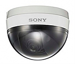 Sony SSCN24A Indoor Analog Minidome Camera with 650 TVL