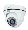 Hybrid A-HD & Analog Outdoor IR CCTV Dome Camera