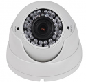 HD CVI Dome Camera, 1080p, 30pcs IR LEDs