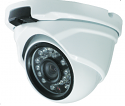 A-HD & Hybrid Analog Outdoor IR Turret CCTV Dome Camera