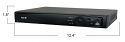 4 Channel and 4 POE Network Video Recorder