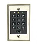 Digital Access Control Keypad with LED-backlit