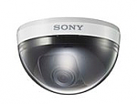 "Sony Mini Dome Security Camera with 1/3"" 760H SuperEXview HAD CCD II and 540 TVL"