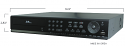 16 Channel 1080P Security DVR