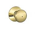 Schlage D Series - Grade 1 - Plymouth Door Knob - Privacy