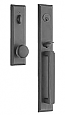 Design Elements - Pedestal Single Cyl Entry Handleset