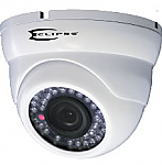 HD-SDI High Definition Fix Focus IR Dome Camera with WDR
