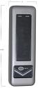 Indoor-Outdoor 3-Way Adaptable Reader-Card, PIN, Fingerprint Biometric