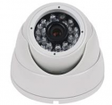 Analog High Definition, 1080p, 2.0 Megapixel SONY CMOS Dome Camera