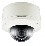 Samsung HD Vandal-Resistant IR Network Dome Camera