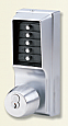 Simplex 1000 Series Push Button Lock