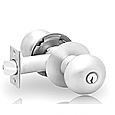 Sargent 8 Line Door Knob Lockset - Grade 1 - Privacy