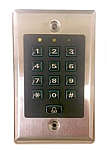 Self-Contained Digital Access Control Keypad