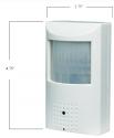 CCTV SDI Indoor Covert Motion Camera W/ 36 IR LEDs 1080p (1920 x 1080)