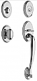 Design Elements - Acclaim Single Cyl Entry Handleset