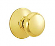 Schlage D Series - Grade 1 - Plymouth Door Knob - Single Dummy