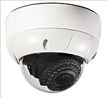 Analog Dome Camera Ultra 720+ TVL, Outdoor True Day-Night