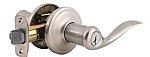 Kwikset 740TNL SMARTKEY Tustin Entry Door Leverset from the Signature Series