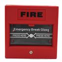 Fire Emergency Door Release Break Glass Station