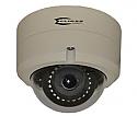 Outdoor CCTV SDI Dome Camera with IR, Varifocal and Megapixel Sensor
