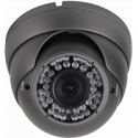 2 Megapixel 1080P HDCVI IR Dome Camera - Gray or White