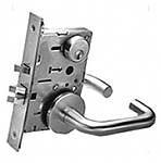 Yale Mortise Single Cylinder w/Deadbolt-Grade 1