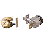 Medeco M3 LFIC Single Cylinder Maxum Deadbolt Lock