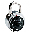 Master Lock Dial Combination Padlock No. 1502-5/8in Shackle