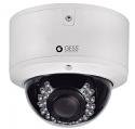 4 in 1 - AHD, TVI, CVI and Analog Dome Camera